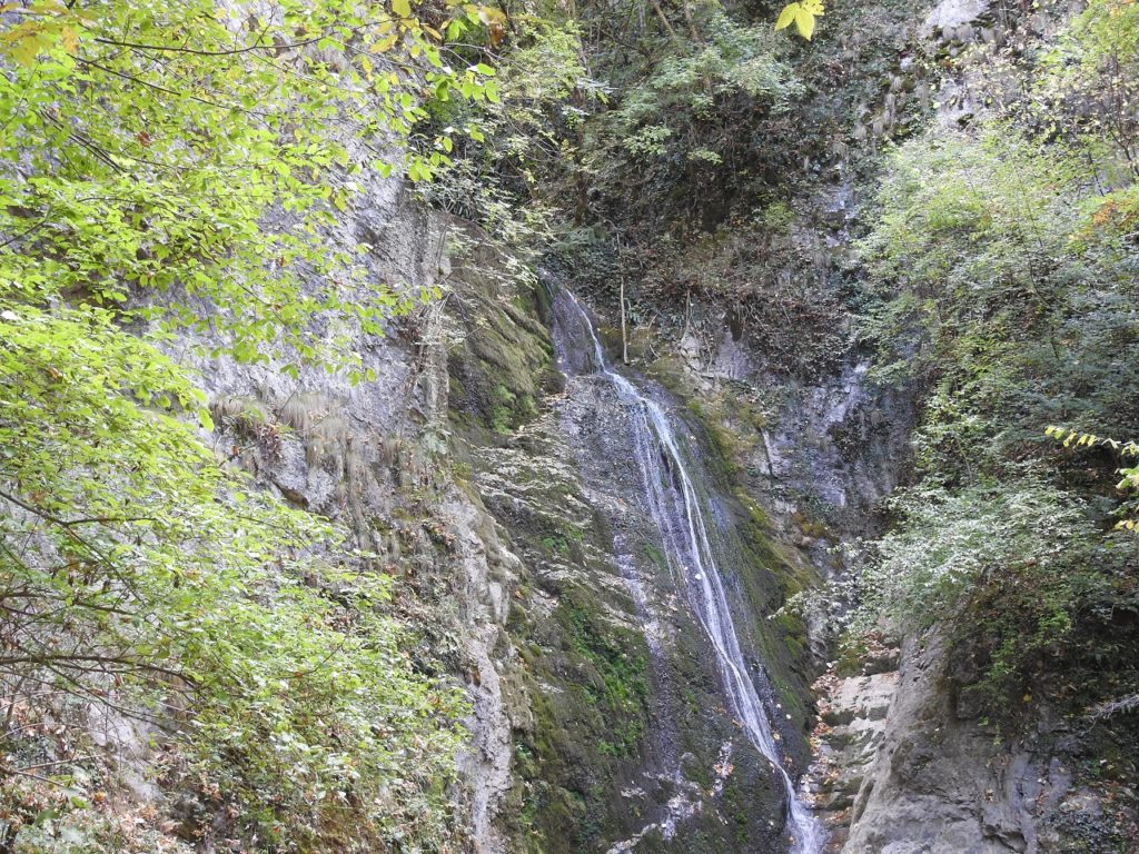 Skoka Waterfall Teteven Bulgaria 2