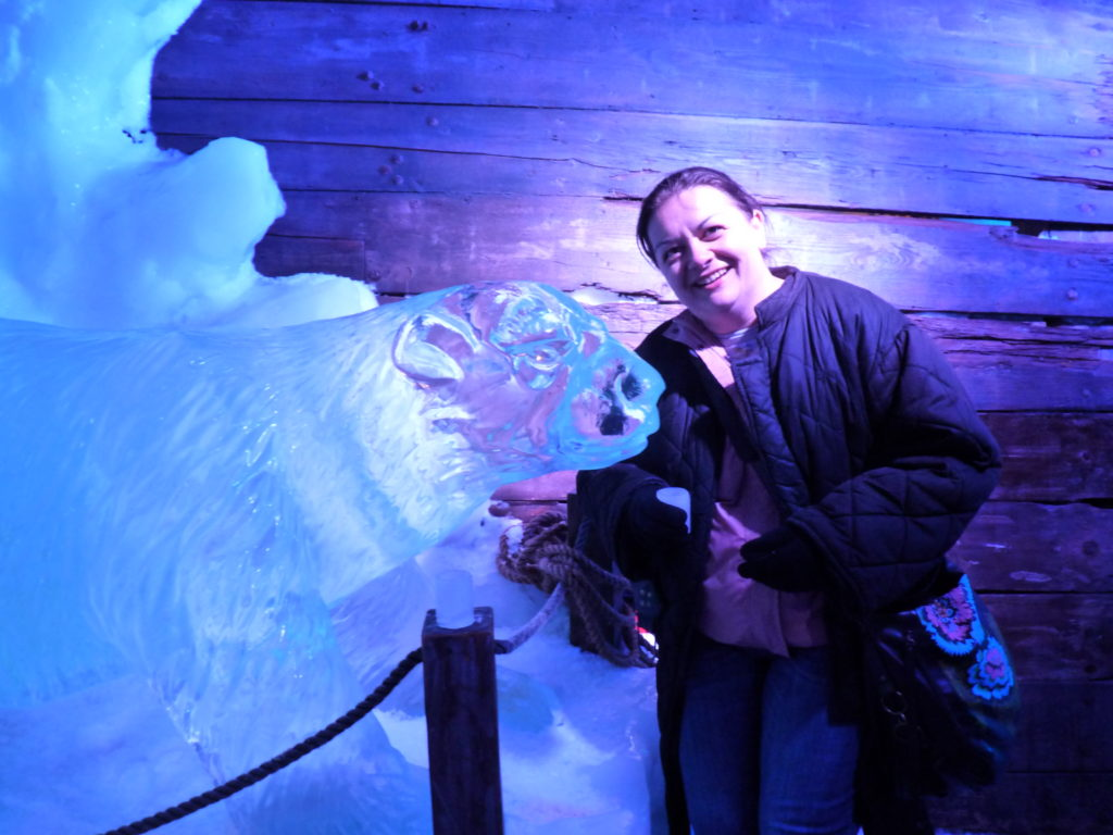 XtraCold Ice Bar, Amsterdam